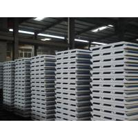 Quality 1250mm Width EPS Sandwich Panel Production Line 28Kw , Sandwich Panel Forming for sale