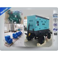 Global Cummins Power Generators Diesel Engine Trailer Generator 200kw For Outdoor Working Manufactures
