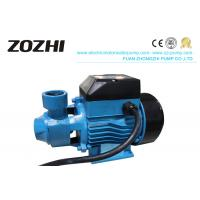 Qb60 Electric Vortex Peripheral Water Pump Brass Impeller For Clean Water Manufactures