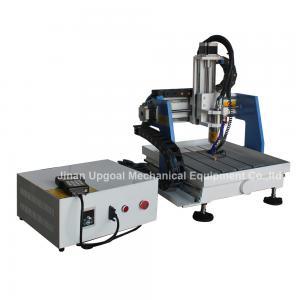 Desktop 360*360mm Mini CNC Metal Carving Machine with DSP Control Manufactures