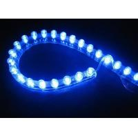 Blue 48cm 48LED PVC Flexible LED Strip Light Waterproof for Car Motorcycle NEW Manufactures