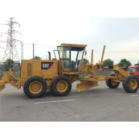Quality Used Caterpillar 140 Motor Grader 185HP engine Cat 140h Grader with Ripper for sale