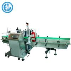 China 5L Cooking Oil Sleeve Labeling Machine Electric Sensor Adjustment on sale