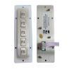 Buy cheap Vandal Proof Panel Mount Keypad , Industrial Matrix Function Keypad 5 Keys from wholesalers