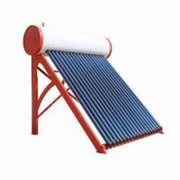 Hot Pressurized Solar Water Heating System, Used for Home Applications Manufactures