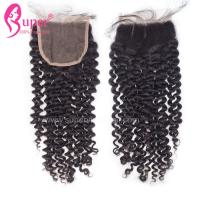 "Lace Closure Malaysian Virgin Hair Closures Unprocessed  8"" - 24"" Length Manufactures"