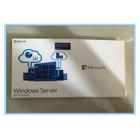 Buy cheap MS Windows Server 2016Standard SKU P73-07113 10 CLT Full Sealed Retail Box from wholesalers