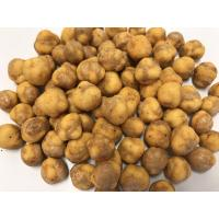 BBQ Flavor Coated Crispy Roasted Chickpeas Snack BRC Certificate Manufactures