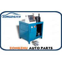 Manual Air Suspension Crimping Machine For Hydraulic Hoses ISO9001 Certificate Manufactures