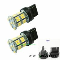 AUTO DC12V Super Bright t20 30smd 5630LED Low Beam Fog Driving Samsung LED Light Bulbs Manufactures