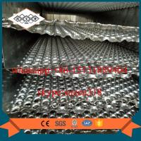 perforated safety grating / perf o grip / steel gratings for roof and floor Manufactures
