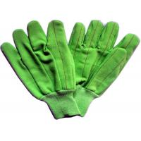 Dyed Color Hot Mill Gloves , Heat Insulated Gloves Attractive Appearance Manufactures