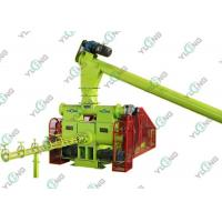 China 22kw Biomass Sawdust Stalk Briquette Press Machine 8 - 110mm 1 t / h YZB Series on sale