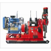 XY-300 Spindle Type Rock Borehole Drilling Rig Manufactures