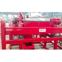 High quality oilfield solids control decanter centrifuges for sale at Aipu Manufactures