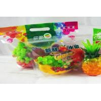 PET/CPP Fresh Fruit Bags Vegetables Packaging Laminated Plastic Gravure Printing Manufactures