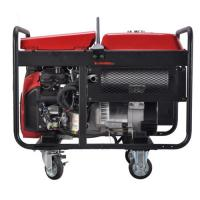 50Hz 60Hz AC Three Phase Portable Gasoline Generator , 12kw home electrical generators Manufactures