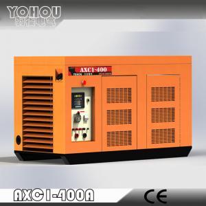WEICHAI engine  400A Diesel Welding Generator Manufactures