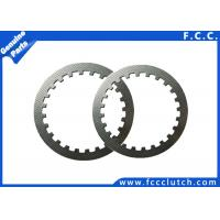 Honda CG125 Motorcycle Steel Clutch Plates , Round Steel Plate Eco - Friendly Manufactures