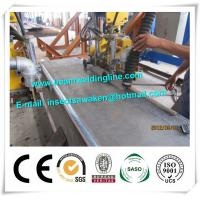 Automatic Box Beam Production Line For Double Head Submerged Arc Welding Machine Manufactures