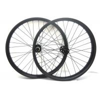 Deep Groove 26 Fat Spoke Wheel , Custom Fat Bike Tubeless Wheelset 65MM Width Manufactures