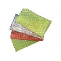 Buy cheap Plastic Bubble Wrap Packaging Bags , Polythene Wrap Bags Pouches For Shipping from wholesalers