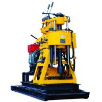 geology exploration drilling rig machine HZ-200Y/ 200m exploration drill rig water well hydraulic Manufactures