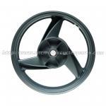 "Black Custom Motorcycle Wheels For Kawasaki ER5 All Years 3.5"" X 17"" Manufactures"