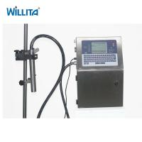 Buy cheap Willita Imported Quality High Version Round Printhead Date Batch Exp And Mrp from wholesalers
