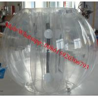 body zorb football inflatable bumper ball/ body zorbing bubble ball Manufactures