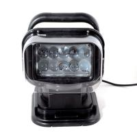 7 Inch 50 Watt Remote Controller LED Vehicle Work Light 50000 Hours Life Time Manufactures