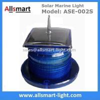 Buy cheap 2-3NM 15LED Flash Solar Marine Aquaculture Lights With Spike Drive Bird Needle Sea Signal Solar Buoy Security Lamp from wholesalers