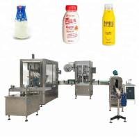 10-40 bottles/min Bottle Capping Machine PLC Control System Available Manufactures