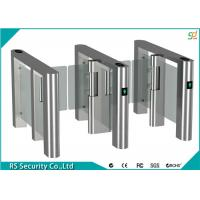 Automatic Supermarket Swing Gate Bi-Direction IR Sensor Barrier Turnstile Manufactures