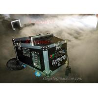 1200 Watt Water Haze Machine Dry Ice Stage Fog Machine ThicK Fog Machine With Flight Case X-DI Manufactures