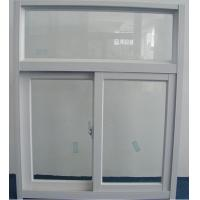 Soundproof Mill Finished Aluminum Window Extrusion Profiles 60 - 80 um Coating Manufactures