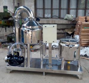 Stainless steel honey processing equipment/honey extraction machine Honey thickener Manufactures
