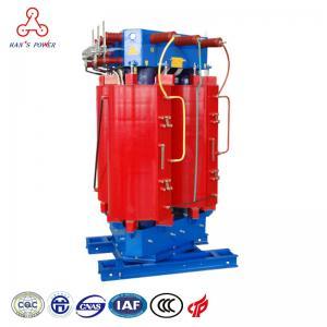 Energy saving Dual winding Triangle Anti Explosion 33kv 22kv 11kv 1500kva dry type cast resin transformer Manufactures