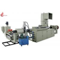 PP, PE Recycling & Granulating System Plastic Pelletizing Machine Water Ring Manufactures