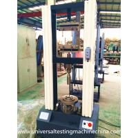 China Geotextiles Tensile Testing machine on sale