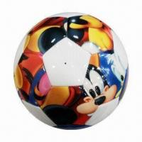 Buy cheap Accurate Full Color Printing Soccer for 2012 Europe Cup, Suitable for Promotion from wholesalers