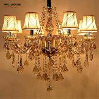 Twig Chandelier with K9 crystal for Living room Bedroom Decoration (WH-CY-03) Manufactures
