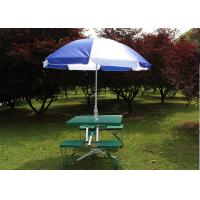 UV Resistant Outdoor Parasol Umbrella With Steel Wire Ribs For Business Promotion Manufactures