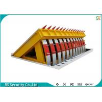 Automatic Rising Kerbs Roadblocker Hydraulic Retractable Barriers Manufactures