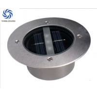 Aluminum Die Cast Solar Powered Floor Lights , IP65 Outdoor Solar Deck Rail Lights Manufactures