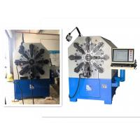 CNC Spring Forming Machine With Twelve Axes Rotating Wire Forming Machine Manufactures