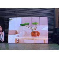 Buy cheap Indoor Portable Digital Creative LED Screen Advertising P2.5 Media Poster from wholesalers