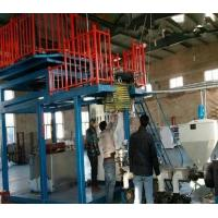 Durable Monolayer Blown Film Machine , Rotary Blowing Machine For PVC Film Manufactures
