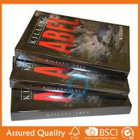 China china high quality hardcover,softcover,spiral bound book printing on sale
