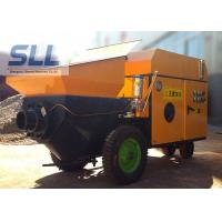 Stable Performance Concrete Mixer Pump For Small Project Pouring Grouting Manufactures